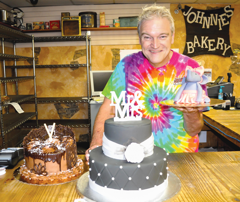 Cake Boss South OKCs sweet master Senior News and Living