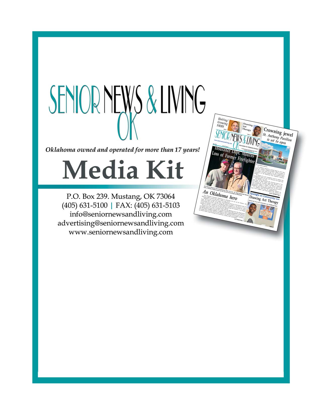 Advertise Here Senior News And Living