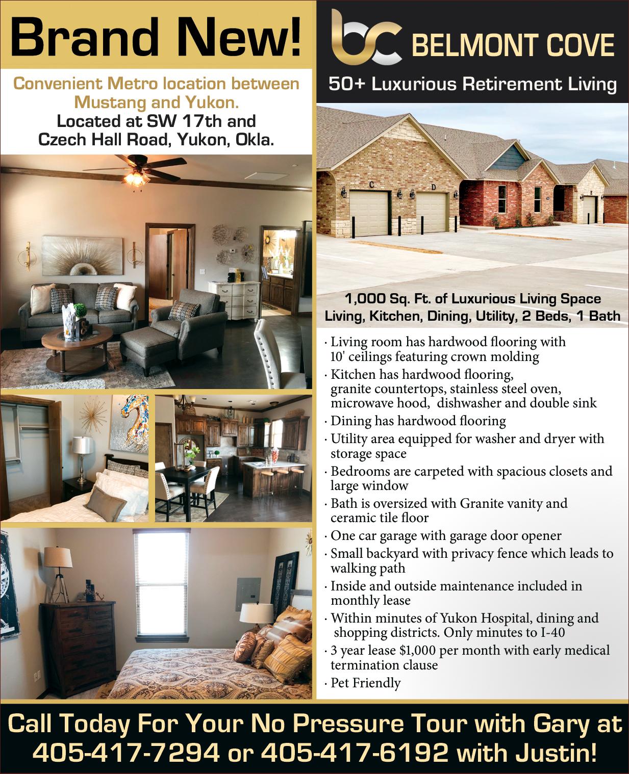 Legacy Builder Owens Opens Affordable Living Senior News
